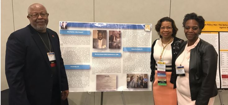 WMD Branch 2018 Poster Presentation at the 103rd ASALH Conference in Indianpolis, IN